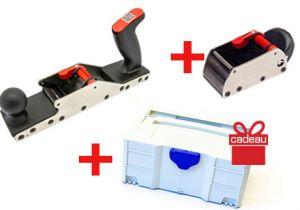 Pack rabots 260 + 105 Evo N + Systainer offerte